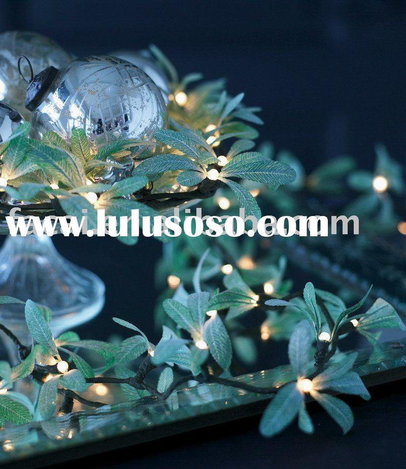 LED string light /decoration light / LED flower string light