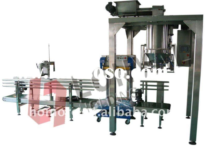 LY-1C2 Automatic weighing, filling, sealing and packaging machine,CE standard, High Quality, food &a