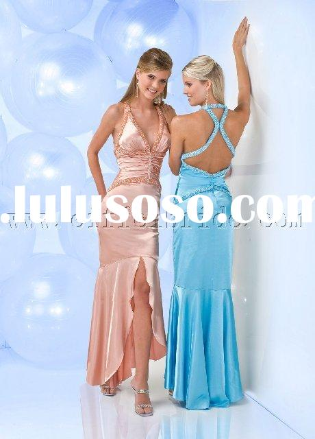 LY-6695 light blue prom evening dresses, gown dress,fashiion designer evening dresses in various col