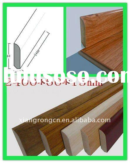 Laminate Flooring Accessories MDF Skirting Board