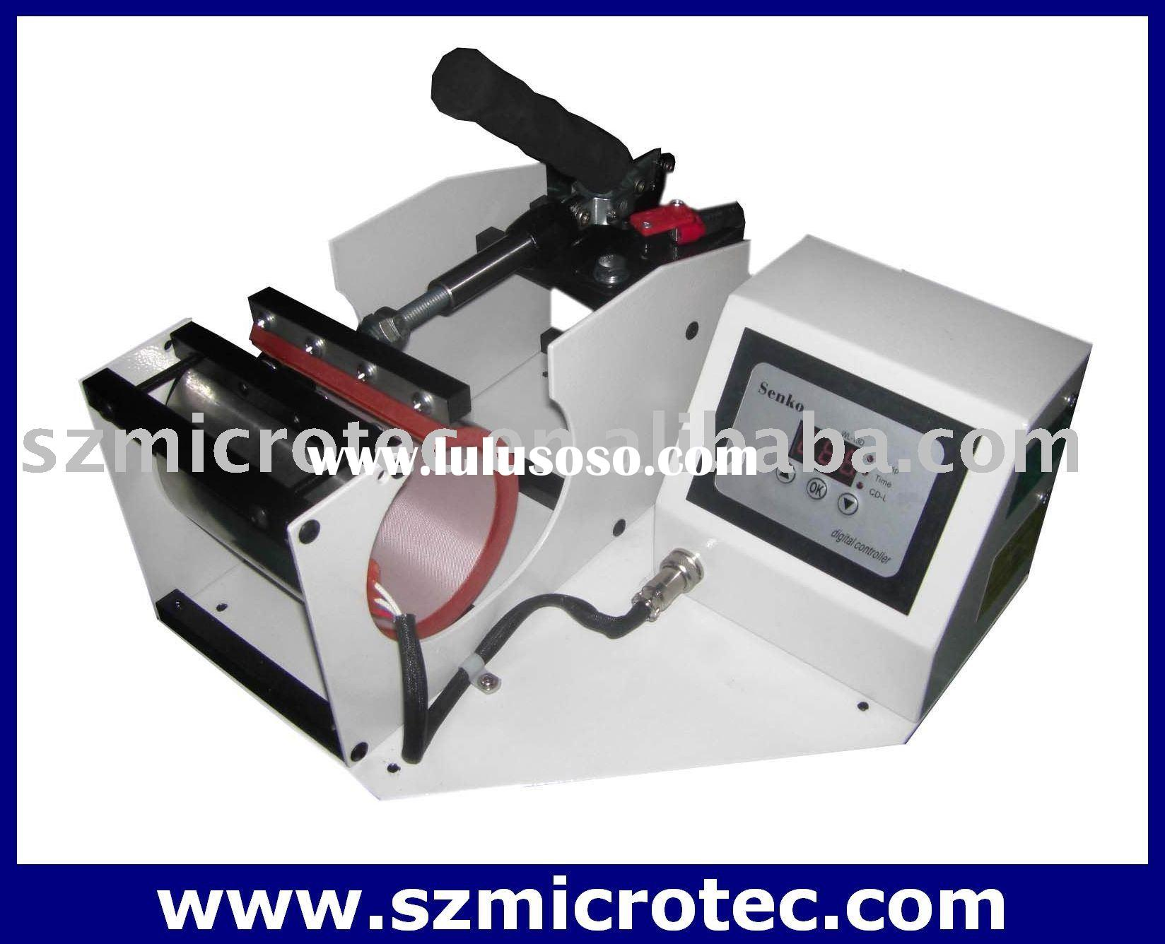 Latte Mug Heat Press Machine (transfer machine, sublimation machine)