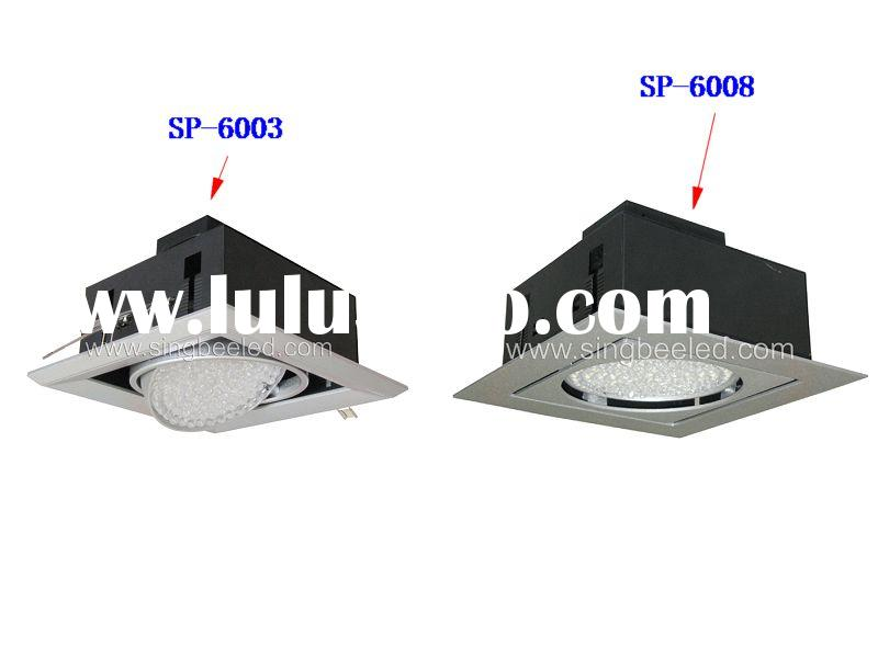 Led Grid light, Led Indoor spot light ,Led ceiling lamp ,Lep office light