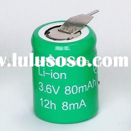 Li-ion Rechargeable Battery Pack