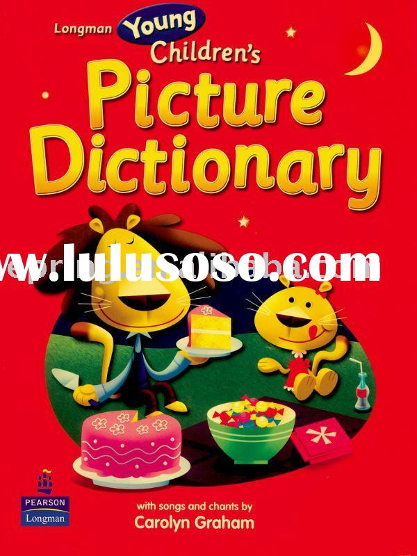 Longman Young Children's Picture Dictionary Talking Book