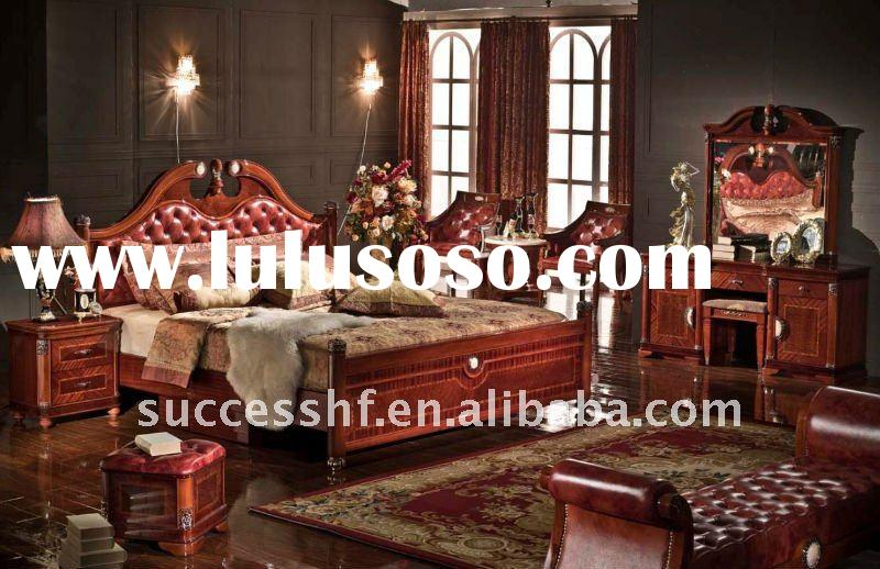 Luxury bedroom furniture 1306