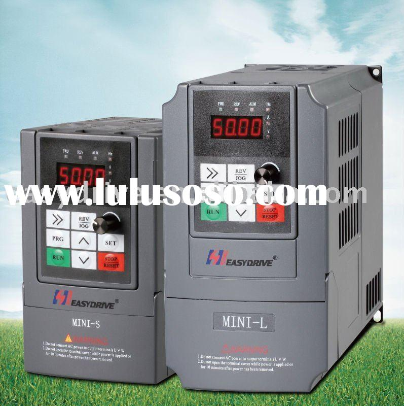 MINI-S AC drive frequency inverter energy saver