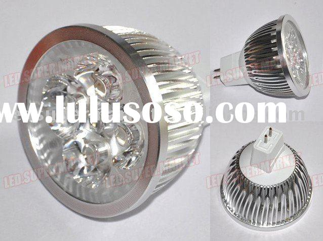 MR16 Warm White 4W 12V LED Spot Light Bulb Lamp high power