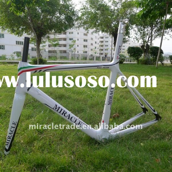 MT-MC008 SPL inside cable carbon frame Road Bike Full Carbon Fiber Frame & Fork, 2012 popular