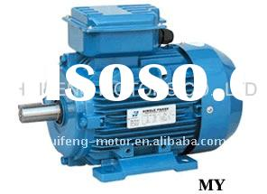 MY Series Aluminium Housing Single Phase Electric Motor