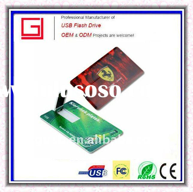 Manufacturer Card Usb Flash Drive Accept Paypal