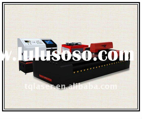 Metal Fabrication laser cutting machine for iron steel sheet