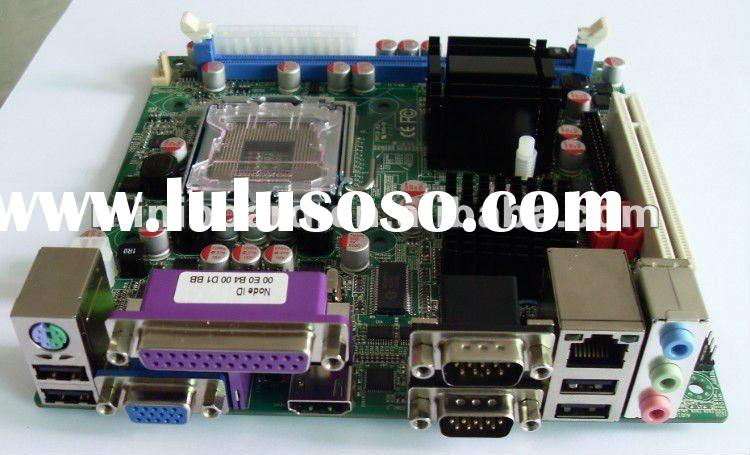 Mini-ITX Motherboard based Intel G41 support HDMI and 6 COM