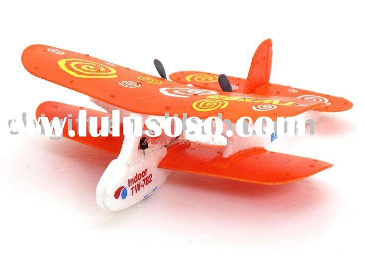Mini Indoor RC airplane EPP, TW 782 rc plane