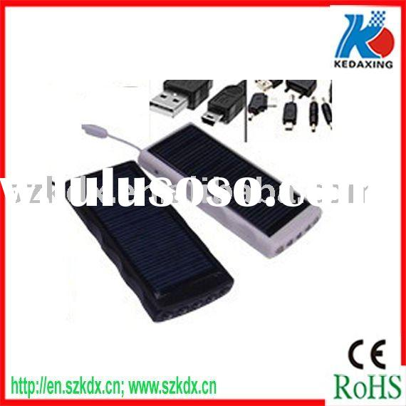 Mobile phone accessories for solar charger