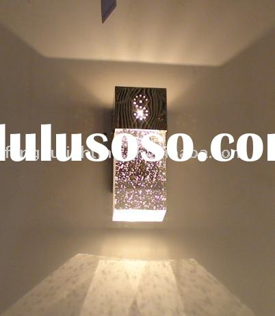 Modern Crystal ceiling lamp with LED