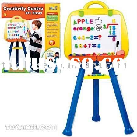 Muti-function Education Toys for Kids, Magnetic Drawing Board