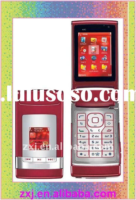 N76 CHEAP ORIGINAL GSM UNLOCKED QUAD BAND CELL PHONE
