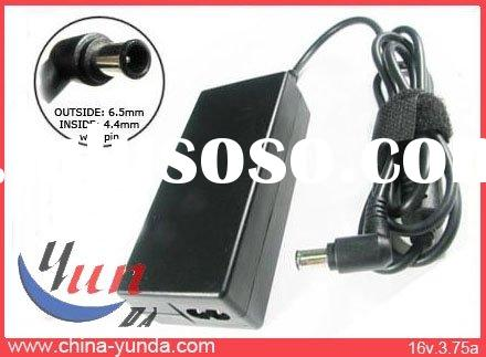 New AC Adapter power supply for Fujitsu Lifebook Laptop 16V 3.75A
