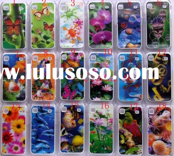 New Cute Hard Crystal 3D Case for BlackBerry Bold 9700 , Accept Paypal