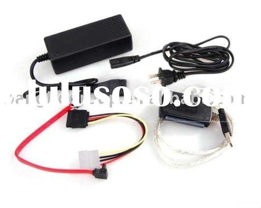 New USB 2.0 to IDE SATA Hard Drive Converter Cable