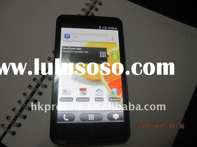 New arrival HD7 dual sim 3G WCDMA mobile phone mtk6573