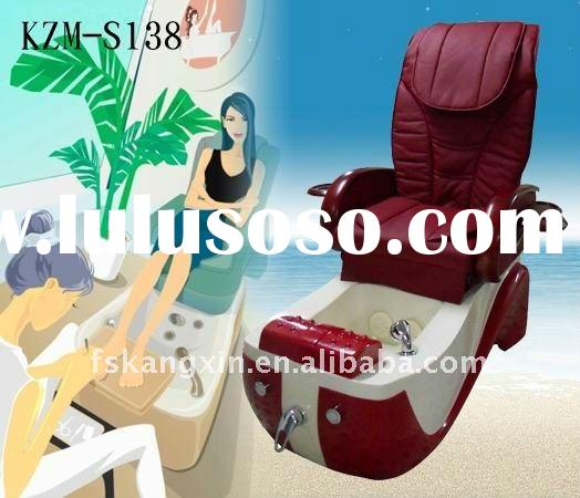 New design of Nail salon spa pedicure foot care massage chair kzm-s138 ,With CE