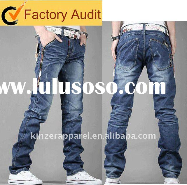 New popular men's jeans fashion in 2011