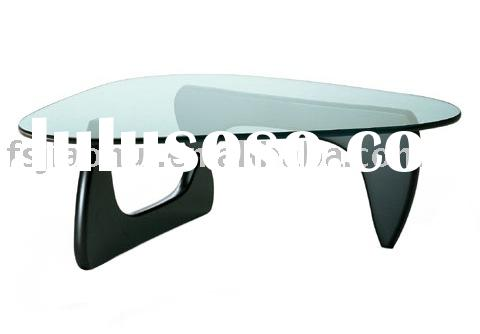 Noguchi Coffee tea table-China modern classic designer fiberglass furniture factory