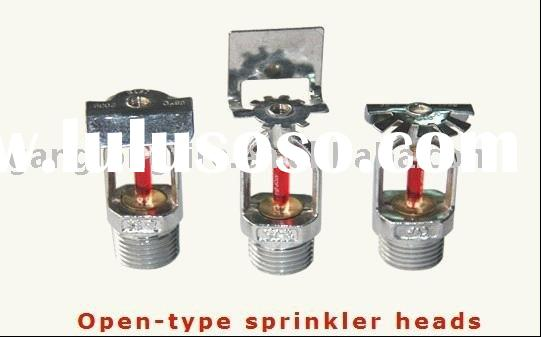 Viking Fire Sprinkler Heads Types
