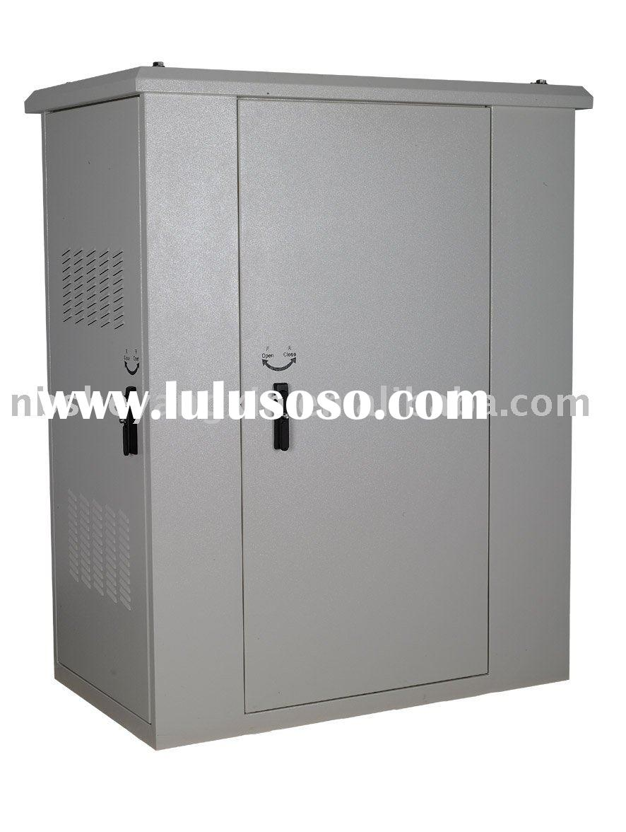 Outdoor Communication Cabinet /Ventilation by fans