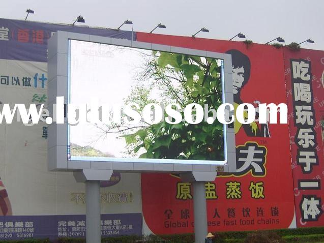 P16 outdoor full color Led display screen led billboard
