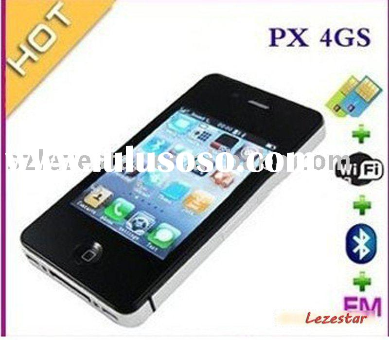 PX 4GS WIFI/TV mobile phone ,tv cell phone