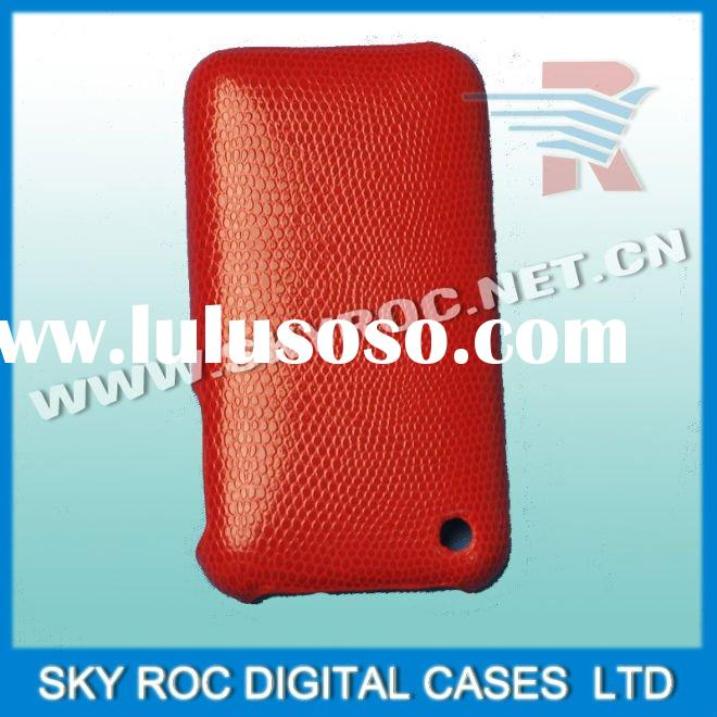 Paste leather mobile phone covers for HTC HD7 case