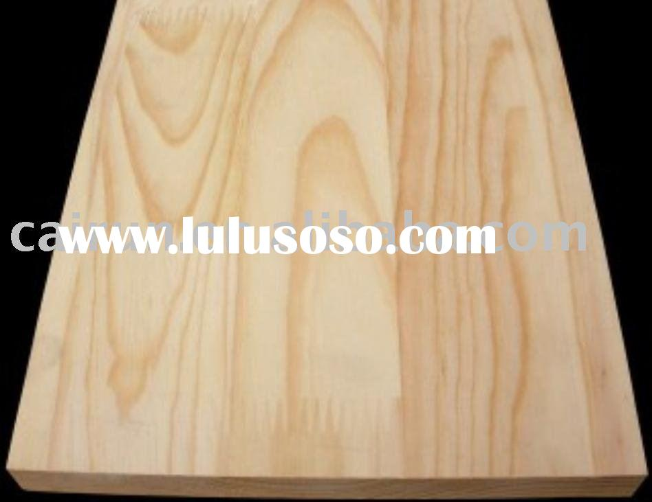 Pine Finger Joint Laminated Board, Edge Glued Panel, Pine Counter Top, Pine Board, Pine Kitchen Work