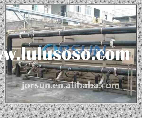 Pipe flocculation reactor[oily water separator]