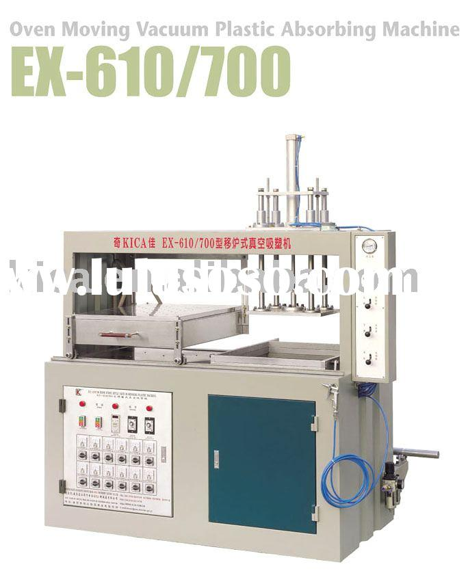 Plastic Vacuum Forming Machine for Sample