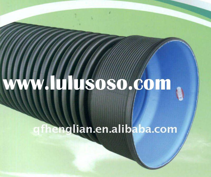 High Density Polyethylene Pipe Suppliers High Density