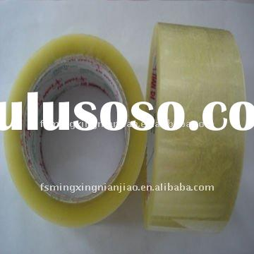 Polyester adhesive tape (Pressure Sensitive and Water-Base Arcylic)