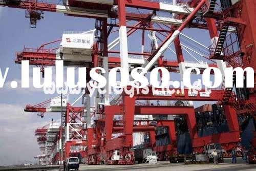 Professional international logistics services from china