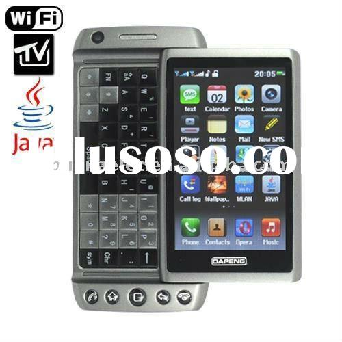Promotion sales dapeng T5000 WIFI TV cell phone