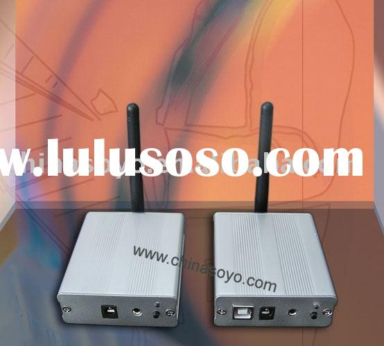 RF Digital Wireless Audio Transmitter with Receiver