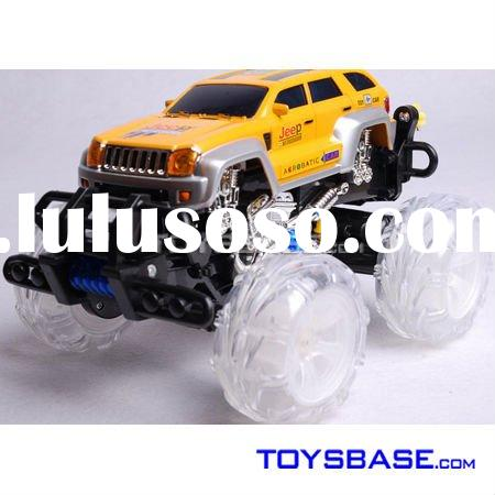 Remote control trucks, dancing stunt car toy RCC98458