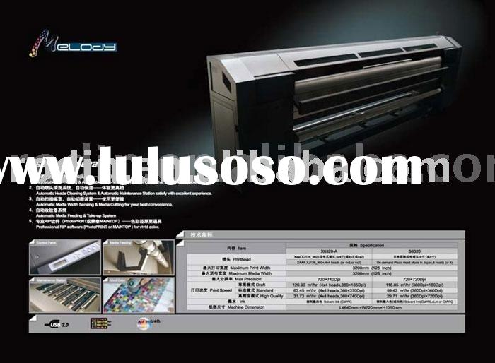 Rodin--OUTDOOR) 3.2M digital printer;printing machine;solvent printer