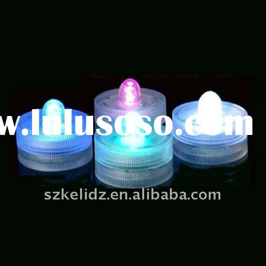 Round shape battery operated mini led lights