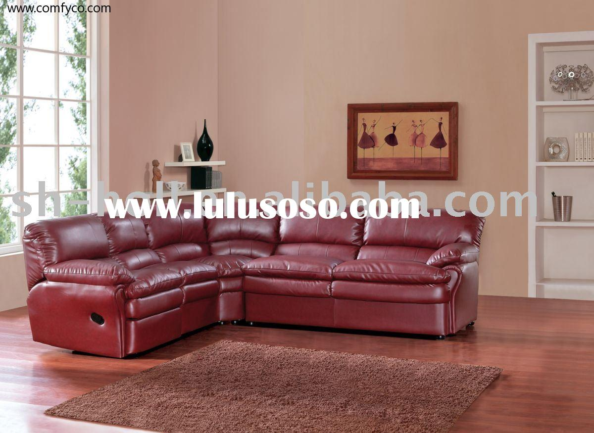 leather sectional reclining sofa, leather sectional reclining sofa ...