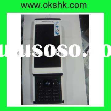 SE U10 touchscreen GSM mobile phone with wifi and GPS