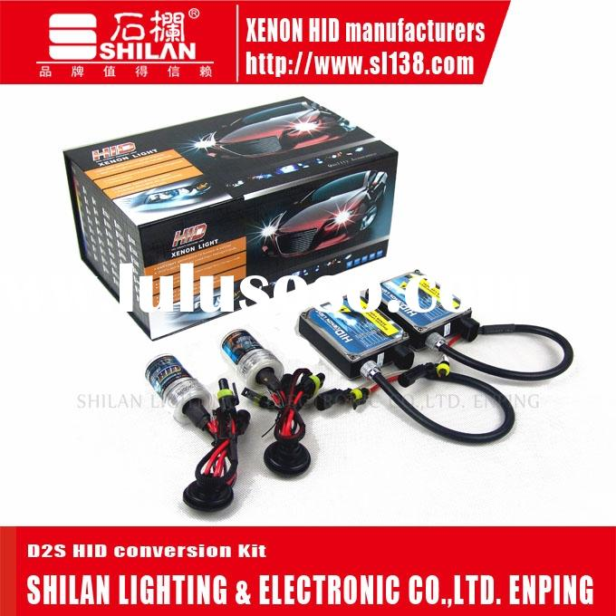 SHILAN D2S D2C D2R HID KIT XENON LIGHT CONVERSION KITS HEAD LIGHTS SINGLE DUAL BEAM H/L BULBS BALLAS