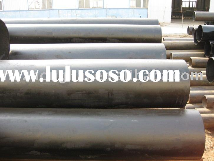 """Seamless Steel Tubing ASTM A106/53 large diameter 4"""" to 24"""""""