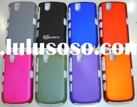 Silicon+Crystal hard case for Blackberry