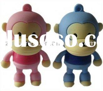 Silicone monkey USB flash drive 32GB